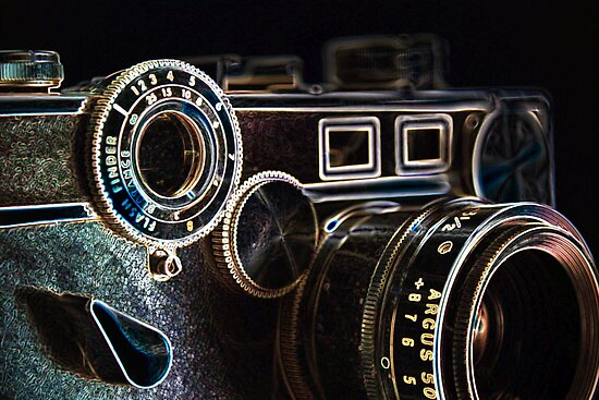 Argus C3 Nightglow by Sam Warner