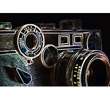 Argus C3 Nightglow Photographic Print