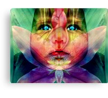 Exuberant Synaptogenesis Canvas Print
