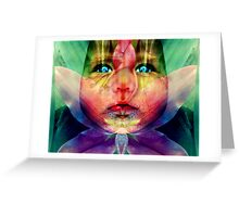 Exuberant Synaptogenesis Greeting Card