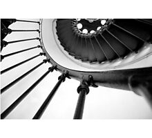A Turning Point Photographic Print