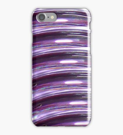 Perpetual Motion ~ Macro Abstracts  iPhone Case/Skin