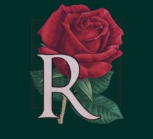 R is for Rose - patch by Stephanie Smith