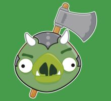 Angry Birds Vs. Gamorreans by FAMOUSAFTERDETH