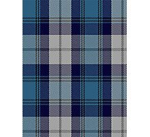 00368 Arran District Tartan  Photographic Print