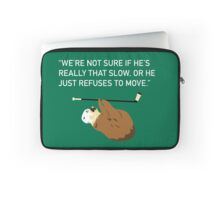 Scouting Report Laptop Sleeve