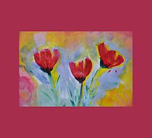 Red Poppies by Lisa Quenon