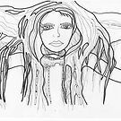 intensity sketch by vampvamp