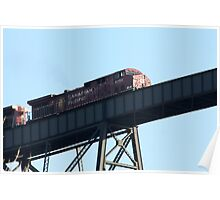 Canadian Pacific 9752 Poster