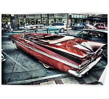 """""""59 Chevy"""" Poster"""