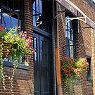 Cafe of Brick by scenebyawoman