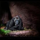 the thinker by ArtX