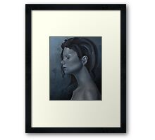 Dead Layer The Years She's Lost Framed Print