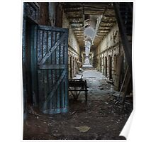 Eastern State Penitentiary 9 Poster