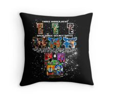 Anorak's Invitation - Ready Player One Throw Pillow