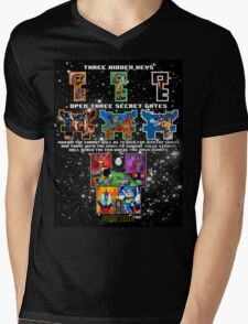 Anorak's Invitation - Ready Player One Mens V-Neck T-Shirt