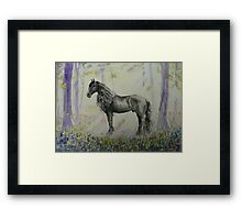 Wizzard's Magic Glade Framed Print