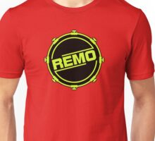 Green Black Remo In Drum Unisex T-Shirt