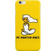 Her Lady PCMR - Master Race iPhone Case/Skin