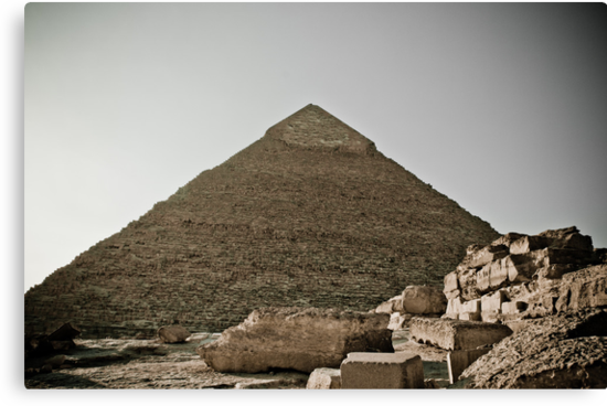 Pharaohs last residence - once upon a time,... by NicoleBPhotos