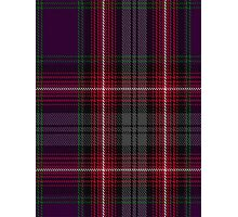 00370 Isle of Arran Fashion Tartan  Photographic Print