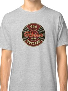 Vintage Gibson Guitars 1959 Classic T-Shirt