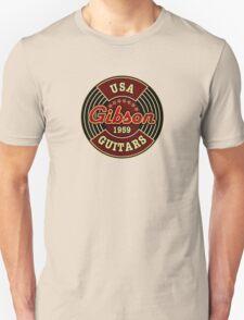 Vintage Gibson Guitars 1959 T-Shirt