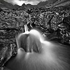 Fairy pools; Isle of Skye by Shaun Whiteman