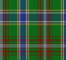 00372 Currie of Arran Clan/Family Tartan  by Detnecs2013