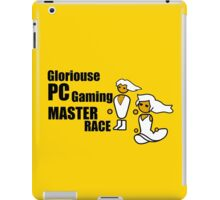 Gloriouse PC Gaming Master Race iPad Case/Skin