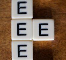 """""""E"""" by D. D.AMO"""
