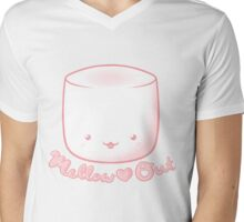 Mellow❤Out Mens V-Neck T-Shirt