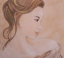 My friend by Margherita Bientinesi