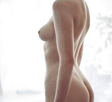 Masquerade - nude erotic perfect fun proud woman original fine hot beauty fantasy by AllArtIsErotic