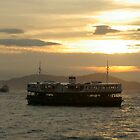 Star Ferry across the harbour by robigeehk