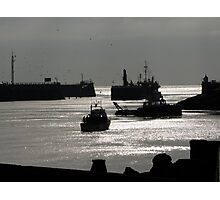 Harbour Life Photographic Print