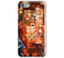 Stained Glass Man iPhone Case/Skin