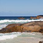 A scene on Redgate Beach by georgieboy98