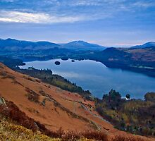 Derwent Water, Cumbria. UK by David Lewins