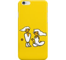 Lord and Lady of the PC Master Race iPhone Case/Skin
