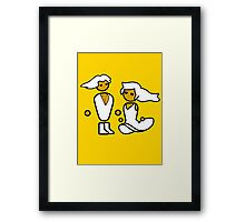 Lord and Lady of the PC Master Race Framed Print