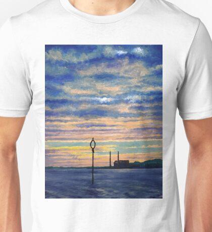 Cockenzie Sunrise Unisex T-Shirt