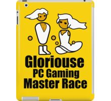 Sir and Lady of the Mast Race - PC Master Race iPad Case/Skin