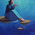 Thoughts Like Rose Petals by Janet Chui