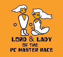 Lord and Lady of the Gloriouse PC Gaming Master Race Unisex T-Shirt