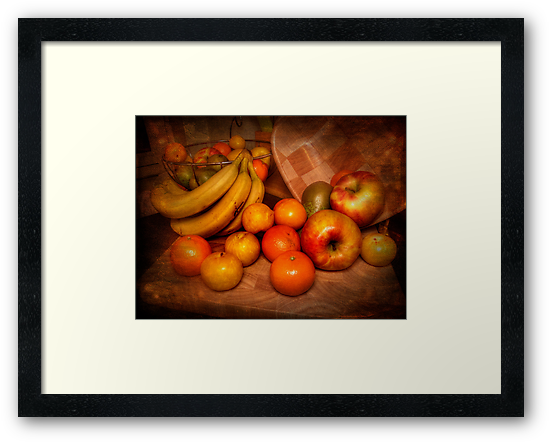 Feeling Fruity? by Colin Metcalf