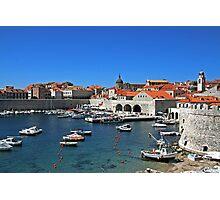 Wonderful Dubrovnik Photographic Print