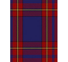 00377 Salvation Army Dress Tartan  Photographic Print