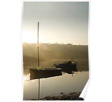 Averton Sunrise Poster