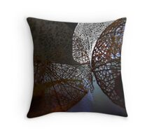 Strong Contrast Throw Pillow